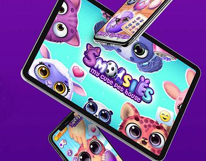 Mobile Games Branding