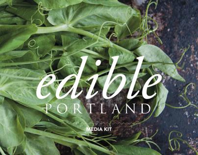 Edible Portland Media Kit