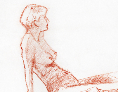 Figure Sketch | 2013