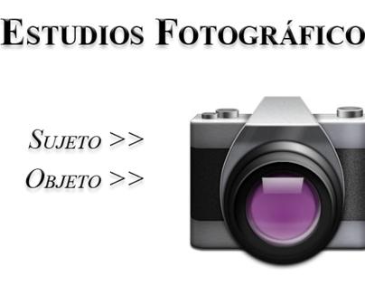 Fotografía de Productos y Personas