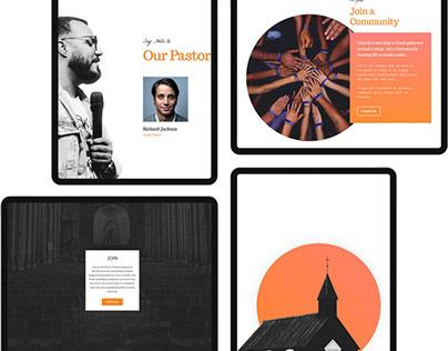 Church WordPress Theme - Responsive Religious