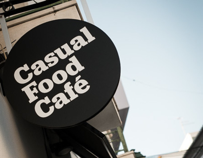 Casual Food Café