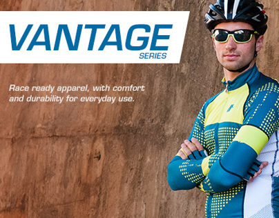 VANTAGE - Cycle Apparel SPRING 2014