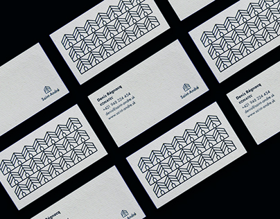 Saint Andre (business cards)