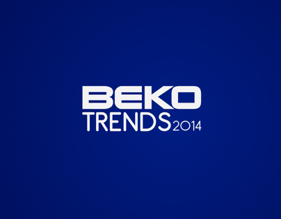 Beko - Design Trends 2014 Infographics