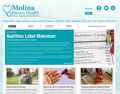 Molina Hearts Health Blog