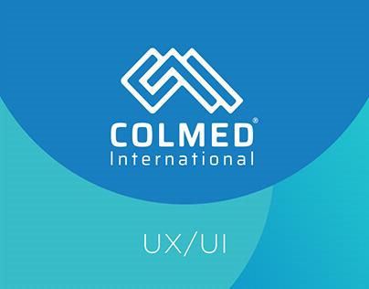 Colmed Web UX/UI