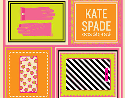 Hi Tech- Kate Spade Inspired Ads