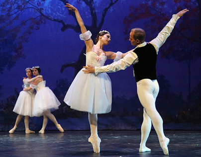 Anchorage Ballet Triple Bill - Lighting Design