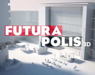 Futurapolis 2014 - Modélisation 3D