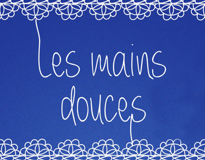 Les mains douces. Identity+Packaging