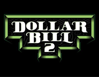 Dollar Bill 2 Typeface