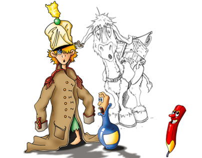 Character Design and Cartooning