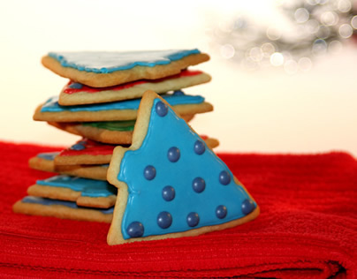 Photography - Holiday Cookies