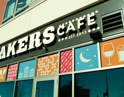 Makers Café by Dunn Bros