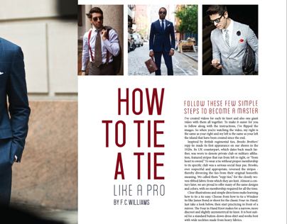 How To Tie A Tie Like A Pro