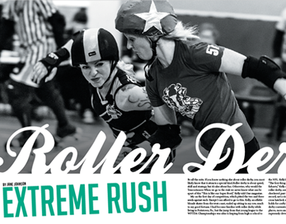 Roller Derby: Extreme Rush