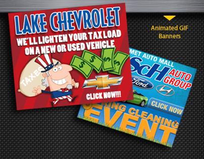 Fun Animated Car Ads