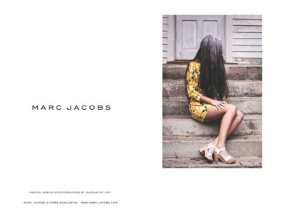 [Mock] Marc Jacobs Campaign