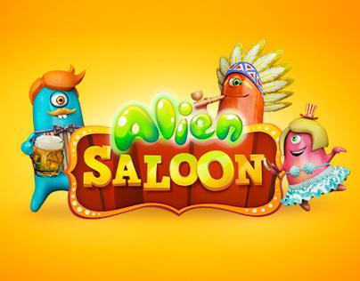 Alien Saloon Project