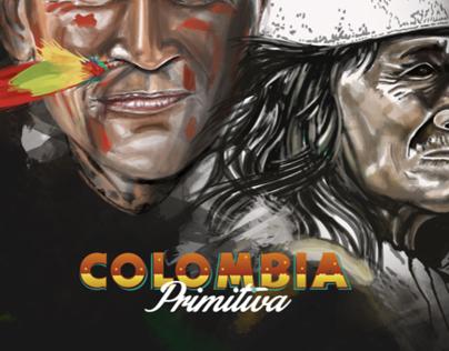Colombia primitiva