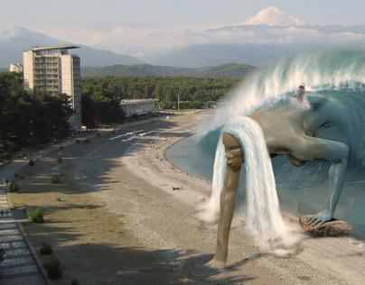 Oya. Yoruba, Water goddess.
