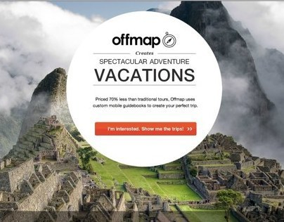 Off Map Vacations