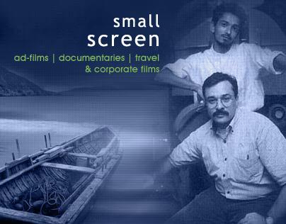 Small-Screen: Website design