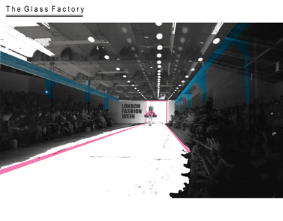 THE GLASS FACTORY; HOXTON