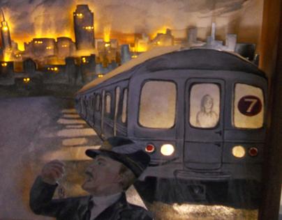 Train to Hades