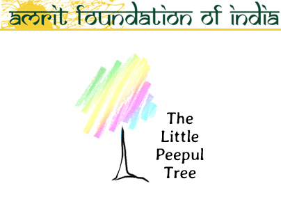 Amrit Foundation of India (Logo)