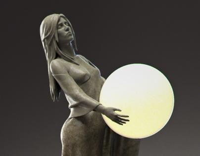 Sonne: Lamp Concept