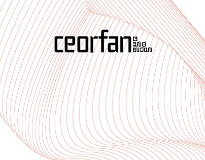 Ceorfan - Sans Serif Typeface