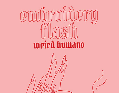 EMBROIDERY FLASH