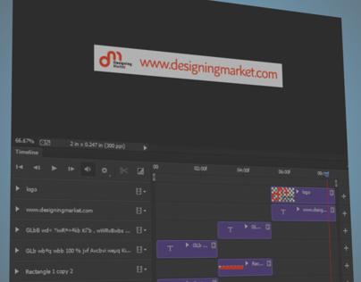 Photoshop Banner animation