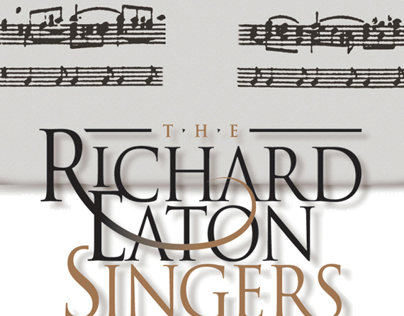 Poster, The Richard Eaton Singers