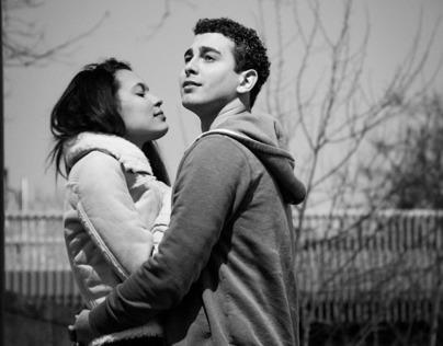 Couple en Noir & Blanc