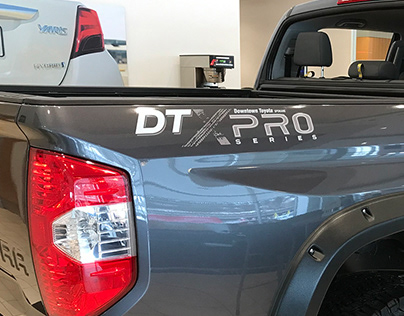 DTX Pro Series Logo