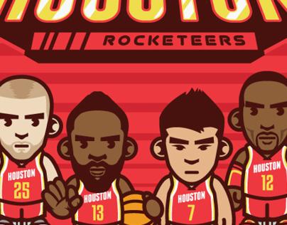 Houston Rocketeers