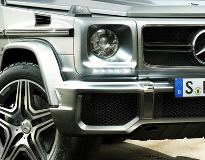CGI Mercedes-Benz G-Class