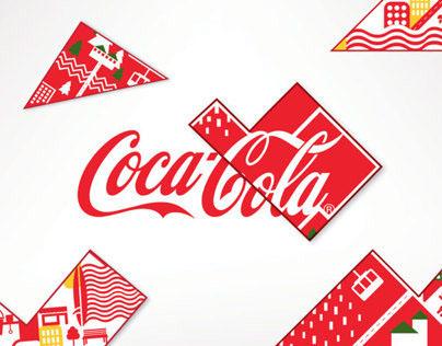 Coca-Cola - édition limitée été/hiver