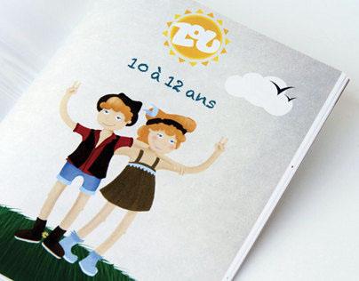 Zou : le magazine d'activités pour les enfants