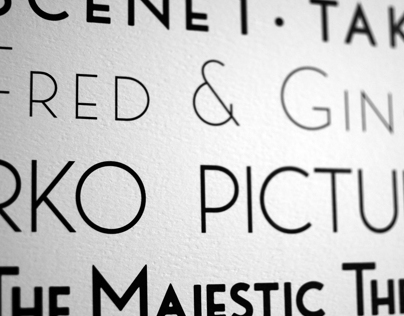 MB Picture House Font