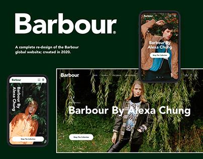 Barbour Web Design