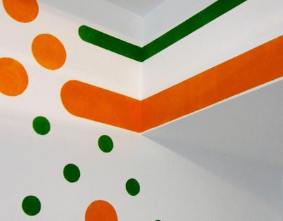 Lollypop Wall