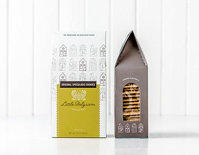 Little Belgians Branding & Packaging Design