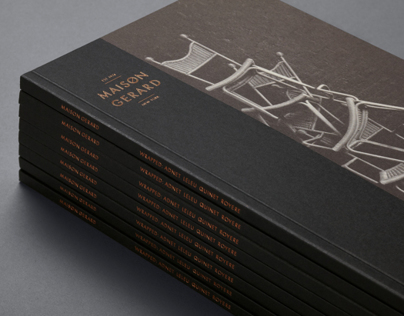 Maison Gerard - Catalogs and Announcements