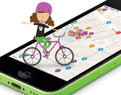 Avisora - iOS/android app, website, brand