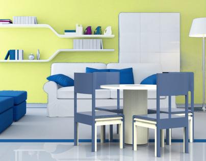 Casulo: mobiliário para a classe D | D class furniture