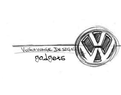 Volkswagen gadgets